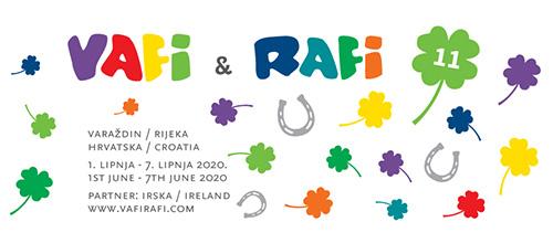 Kreće 11. VAFI i RAFI – internacionalni festival animiranog filma djece i mladih!